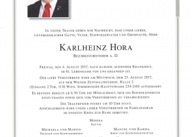 Parte Karlheinz Hora